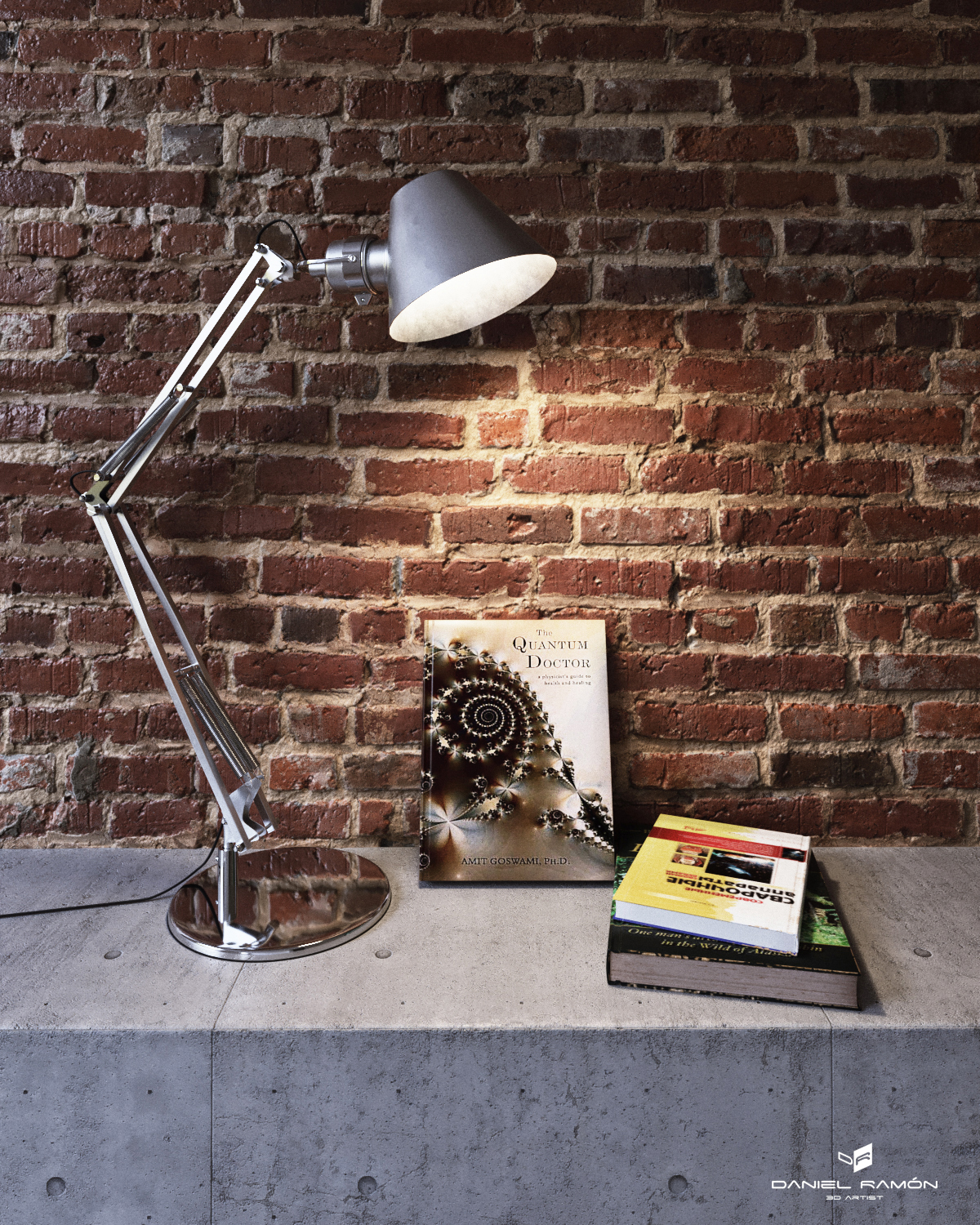 #vray #danielramon3d #3dartist #lamp #lighting #menorca #render